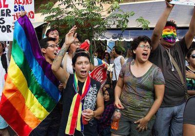 Indignación por la situación de la comunidad LGTB en Perú