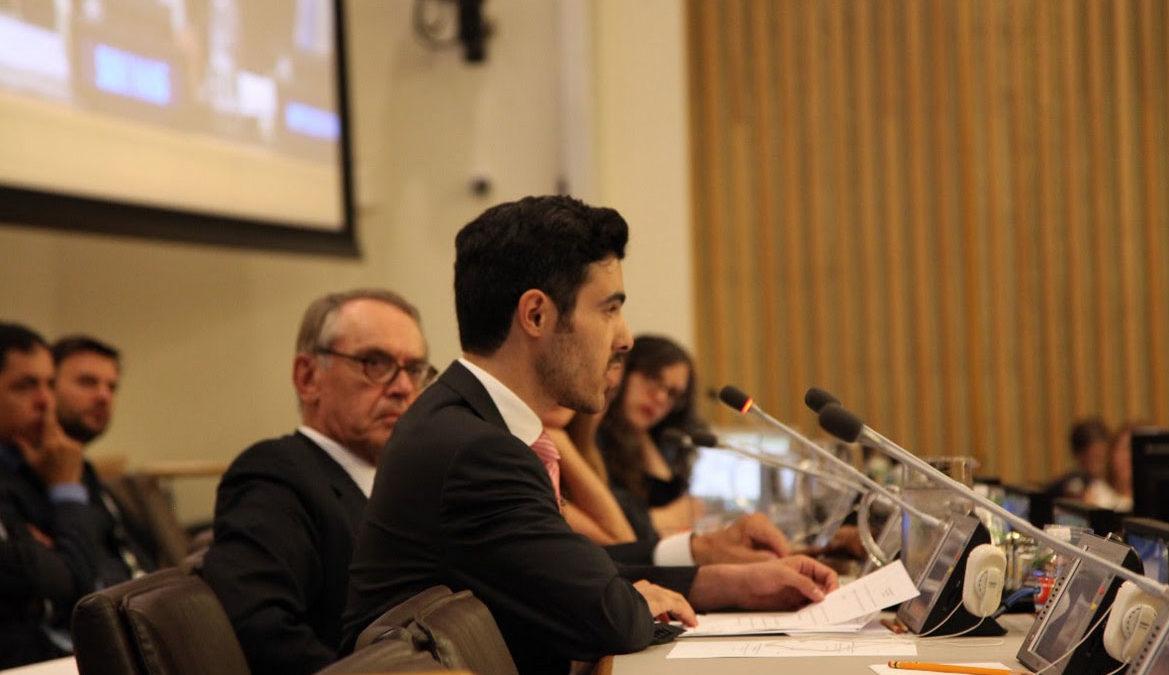 La ONU se reúne con un gay perseguido por el ISIS