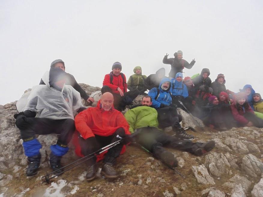 Fotos Monte 12/02/2017 Ascensión a Aratz