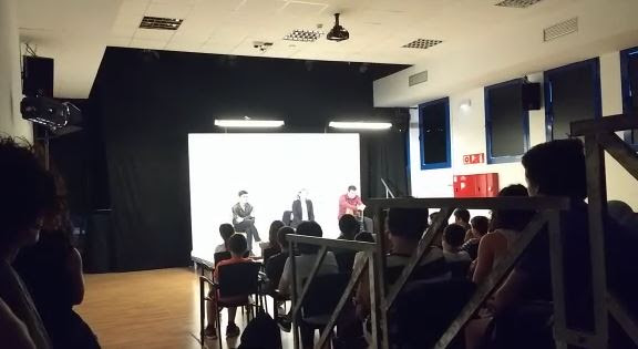 Argazkiak 2017/05/25 Harrotasunaren Antzerkia. Muxua. Soraluze