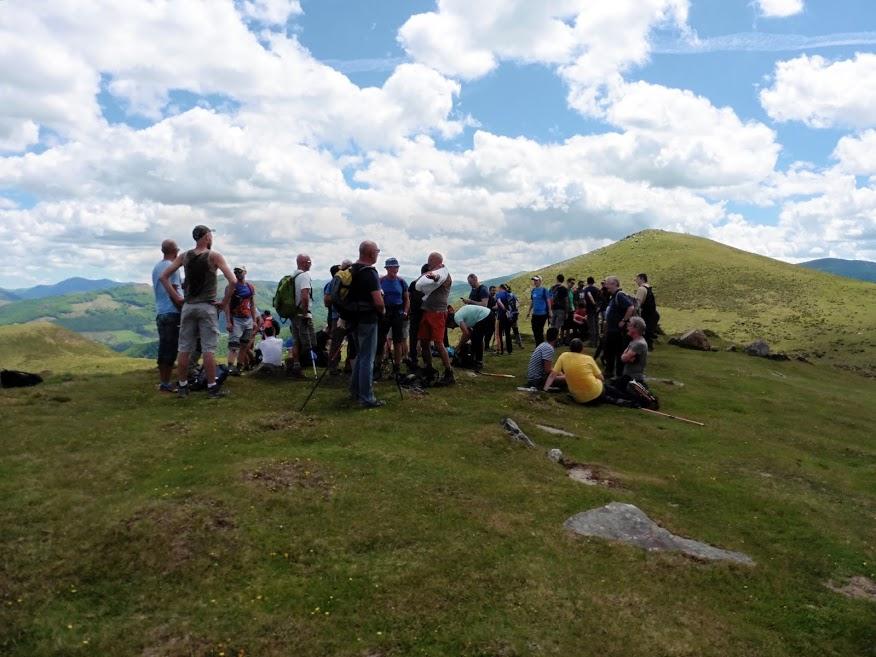 Fotos 14/05/2017 Ascensión al monte Abartan