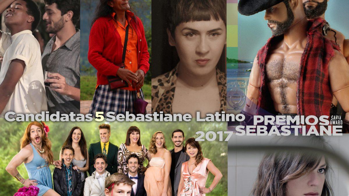 Finalistas Sebastiane Latino 2017