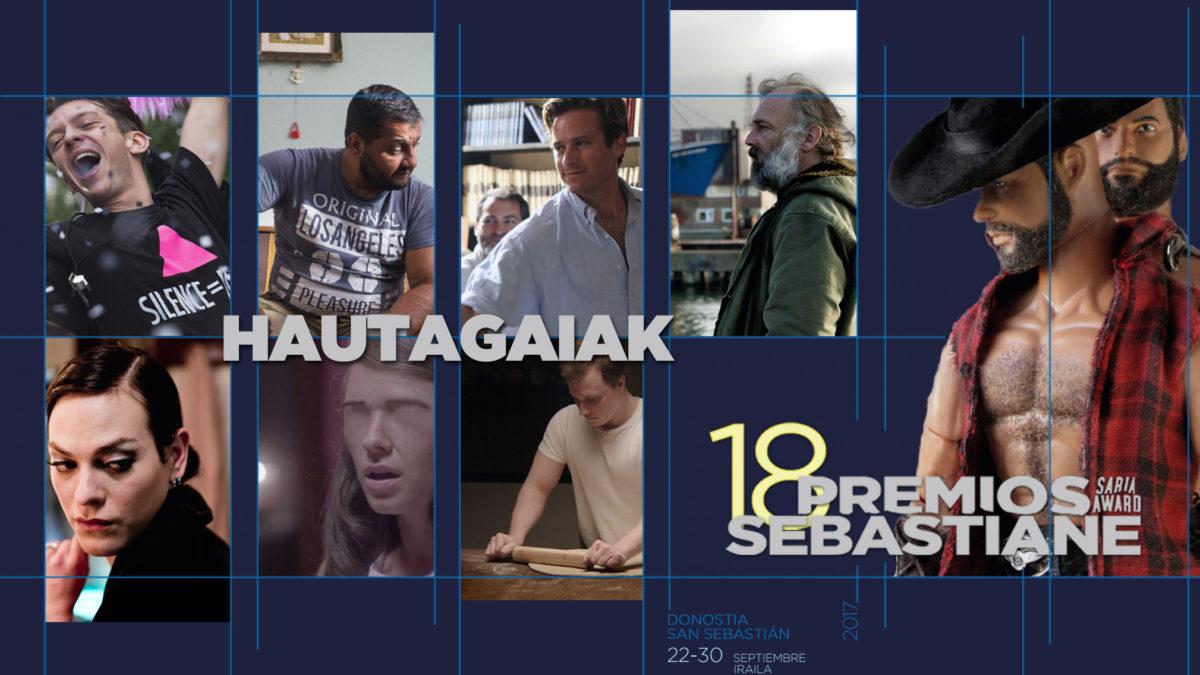 18. Sebastiane sariko hautagaiak aurkezten dizkizuegu – Estas son las candidatas al 18º Premio Sebastiane