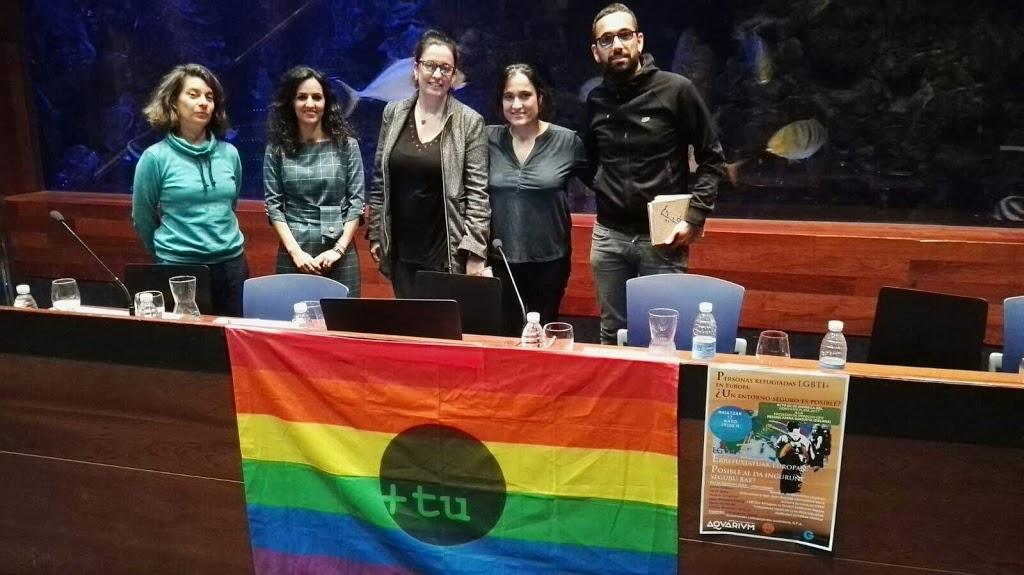 Fotos 17/05/2018 Fotos y vídeos del día contra la LGTBIfobia 2018