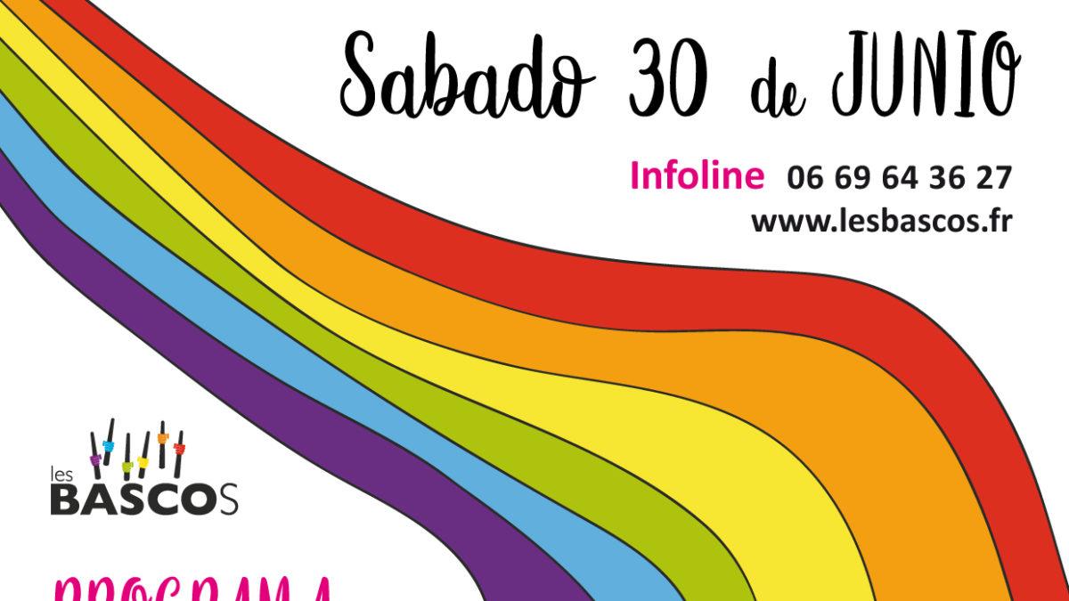 2018ko Gaypridea Miarritze eta Baionan