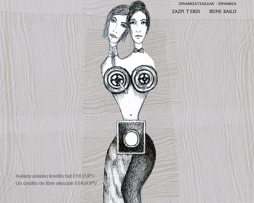 Mugen Gainetik eta Gehituk antolatutako ikus-entzunezko tailerra: Errealitate lesbikoak / Taller audiovisual organizado por Mugen Gainetik y Gehitu: Realidades lésbicas