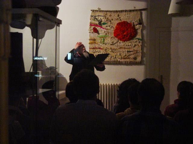 Fotos 21/03/2014 – Club de cultura y cine LGTB – Teatro en la sede