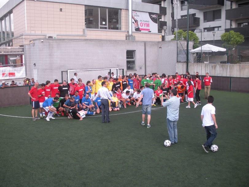 Fotos 07/07/2015 Soccerworld Liga Arco Iris