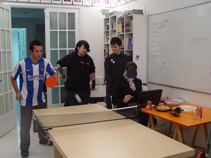 Fotos 16/03/2013 Gazte Gehitu – Fiesta del Ping Pong
