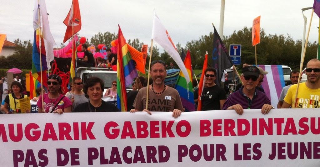 Argazkiak 2013/06/22 Biarritzeko manifestazioa
