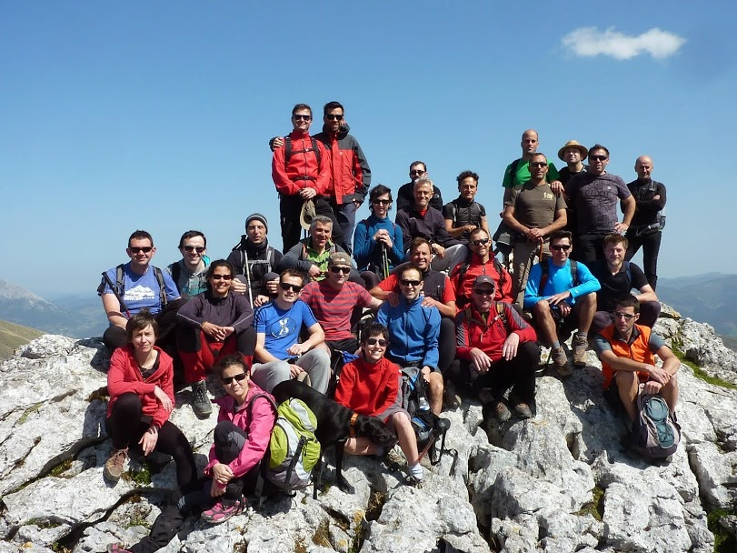 Fotos 12/04/2015 Monte – Araotz Andarto