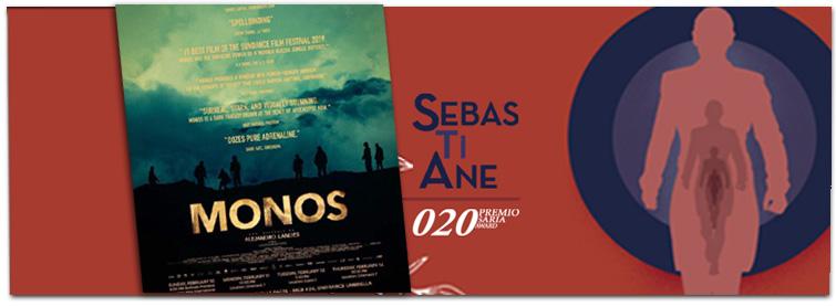 «Monos» gana el XX Premio Sebastiane