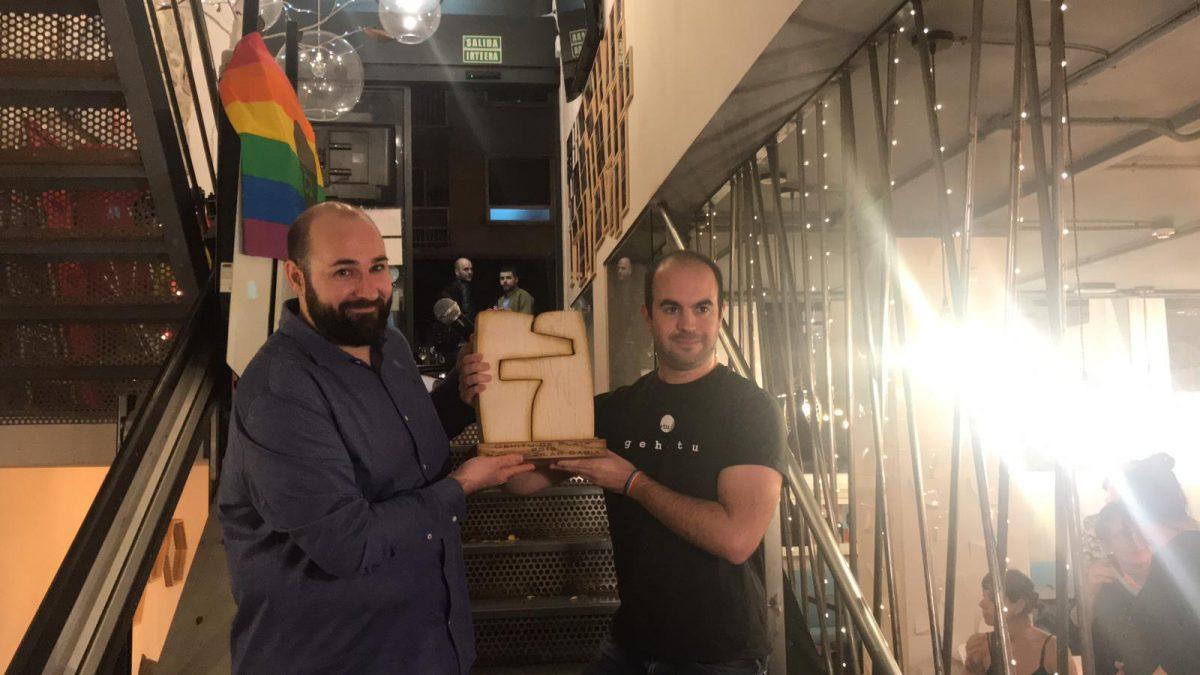 Fotos 17/10/2019 Gehitu de Plata y Anarkia relacional