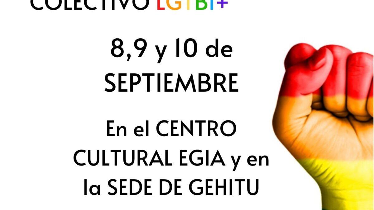 I ENCUENTRO INTERNACIONAL DE ORGANIZACIONES QUE TRABAJAN EN LA DEFENSA DE LOS DERECHOS DEL COLECTIVO LGTBI+