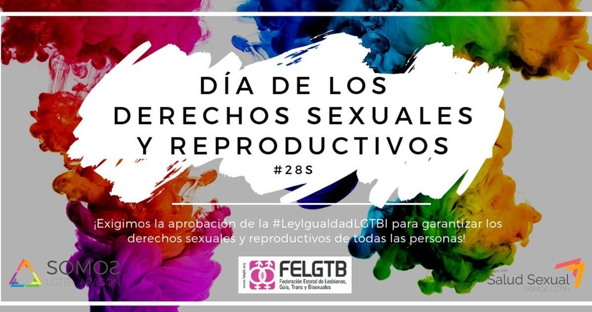 Día Internacional por los Derechos Sexuales y Reproductivos