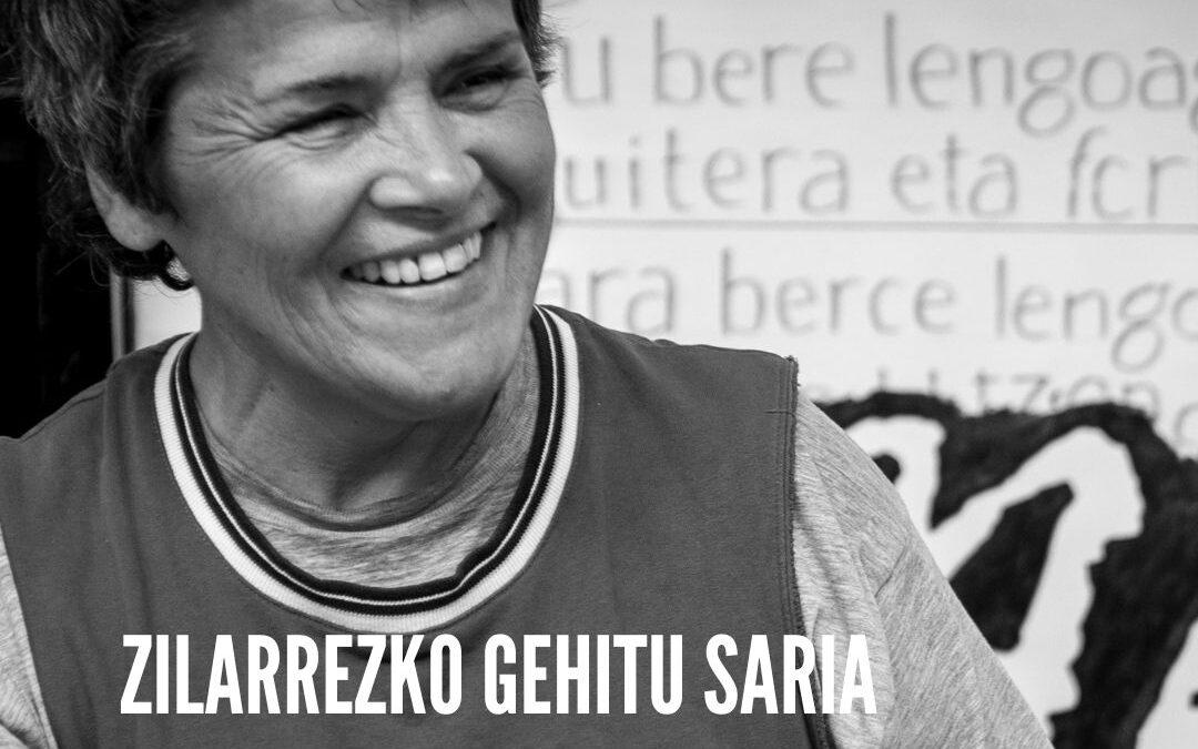 ZILARREZKO GEHITU SARIA 2021